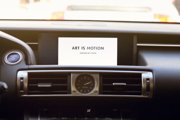 art is motion