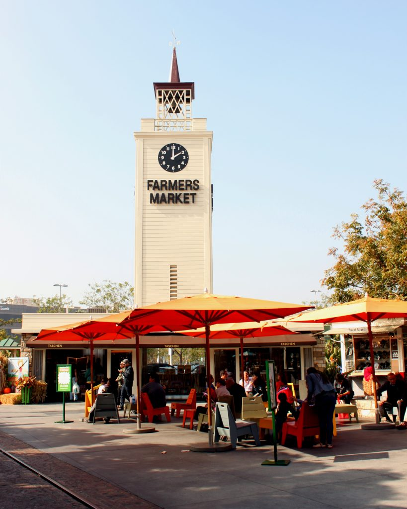 The Original Farmers Market, Los Angeles
